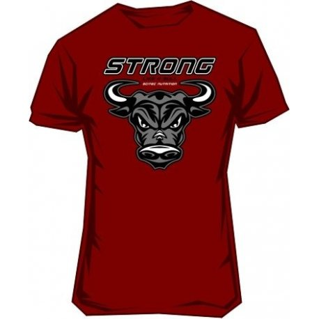 SCITEC CAMISETA STRONG LIKE A BULL