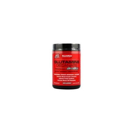 MUSCLEMEDS GLUTAMINA DECANATE 300 GRS.