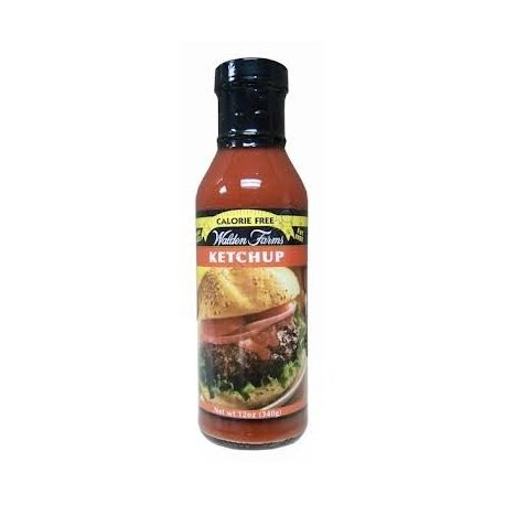 WALDEN FARMS BARBECUE SAUCES KEPTCHUP 1 UD