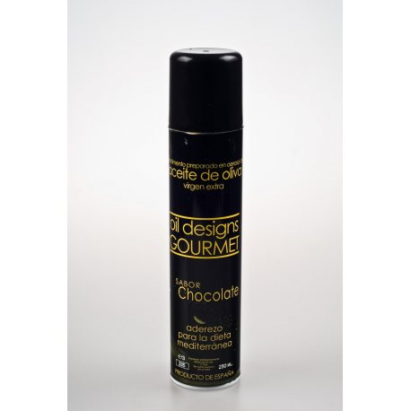 ORO DE OLIVO ACEITE SPRAY CHOCOLATE CAD: 11/2014