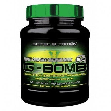 SCITEC NUTRITION G-BOMB 2.0 308GRS.