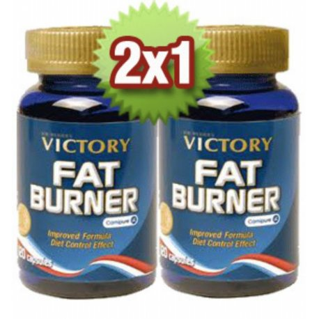 VICTORY FAT BURNER THERMOACTIVE 120 CAPS. 2X1