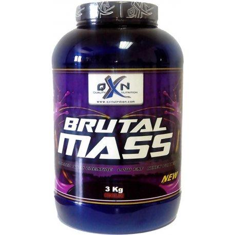 QXN BRUTAL MASS 3 Kg