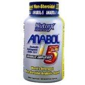NUTREX ANABOL5 120 CAPS