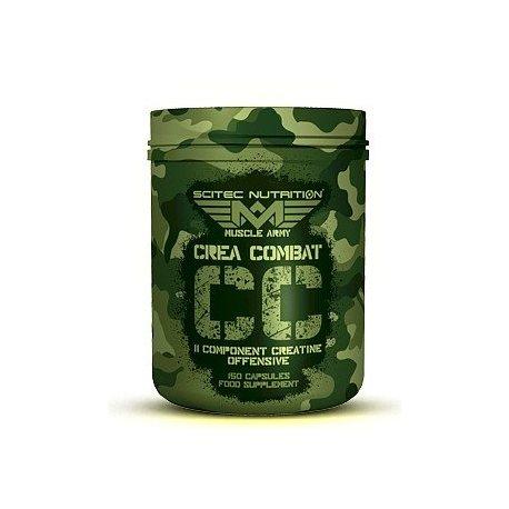 SCITEC MUSCLE ARMY CREA COMBAT 150 CAPS