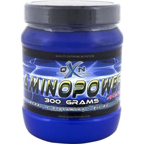 qxn-aminopower-300-gr-limon-aminoacidos TOMAR CEREZAS ANTES DE HACER EJERCICIO