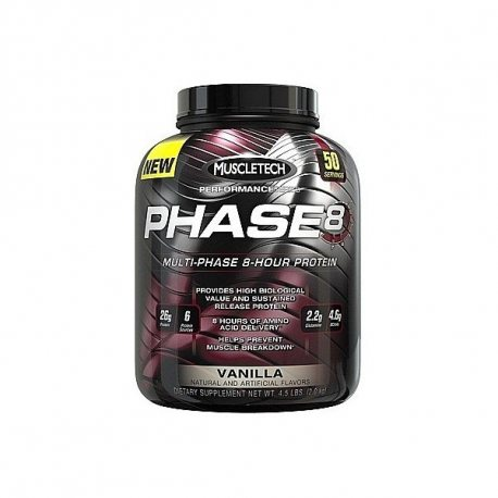 MUSCLETECH PHASE 8 4.5 Lbs.