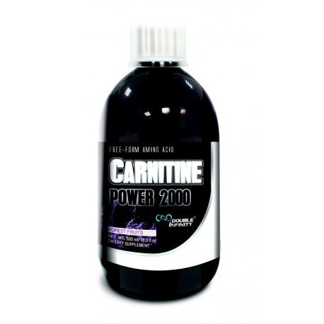 DOUBLE INFINITY CARNITINE POWDER 2000 500ml.