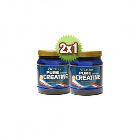 VICTORY PURE CREATINE 2x1 UDS. 500G