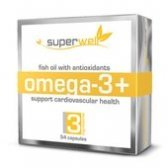 SUPERWELL OMEGA 3 54caps