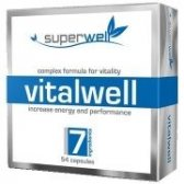 SUPERWELL VITAWELL 54 Caps.