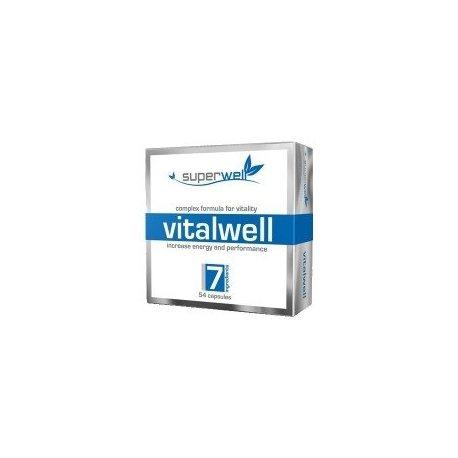 SUPERWELL VITAWELL 54 Caps.