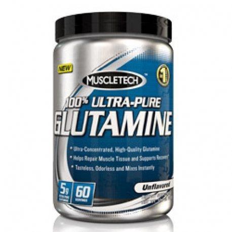 MUSCLETECH ULTRA PREMIUM GLUTAMINE 300 G.