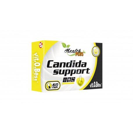 VIT.O.BEST CANDIDA SUPPORT 60 CAPS.