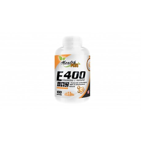 VIT.O.BEST E 400 UI VITAMINA NATURAL 100 PERLAS