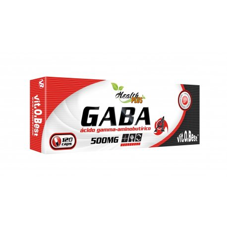 VIT.O.BEST GABA 500 MG 60 CAPS.