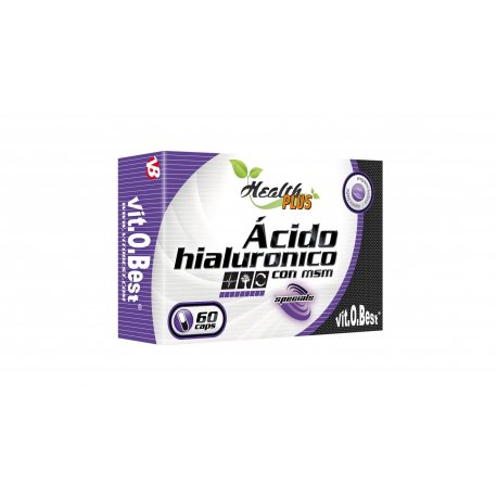 VIT.O.BEST ÁCIDO HIALURONICO 60 CAPS