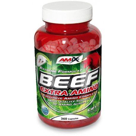 AMIX BEEF EXTRA AMINO 360 CAPS