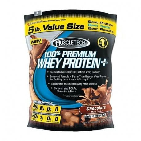 MUSCLETECH 100% WHEY PROTEIN PLUS 5 Lb