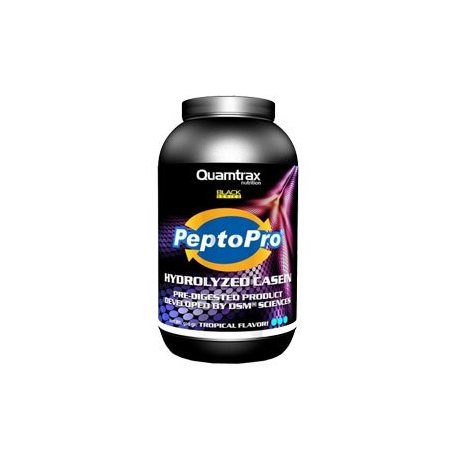 QUAMTRAX PEPTOPRO HYDRIOLIZED CASEIN 500 Grs.