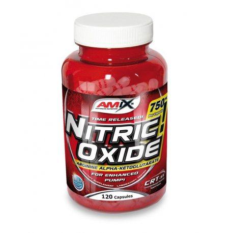 AMIX NITRIC OXIDE 120CAPS