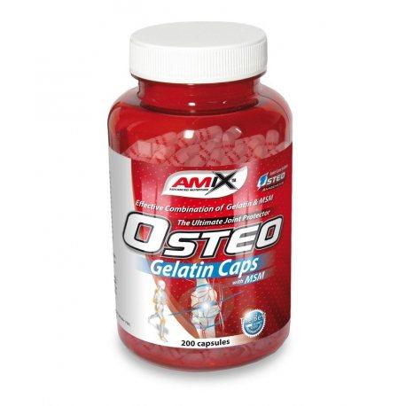 AMIX OSTEO GELATIN 200 CAPS