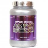SCITEC NUTRITION AMINO 5600 1000 TABLETAS