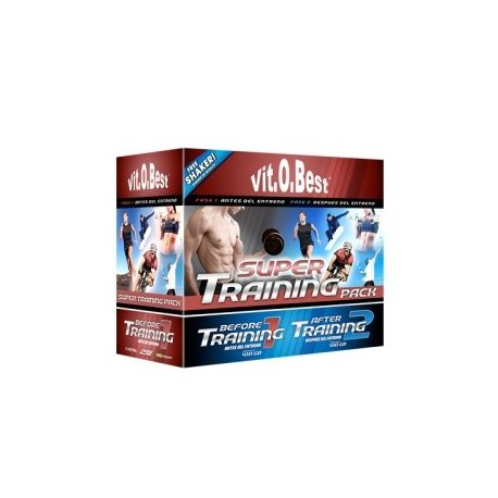 VIT.O.BEST SUPERTRAINNING PACK