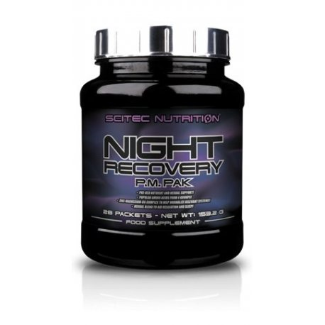 SCITEC NUTRITION NIGHT RECOVERY 28 PACKS