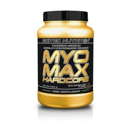 SCITEC NUTRITION MYOMAX HARDCORE 1400 MAX CHOCOLATE