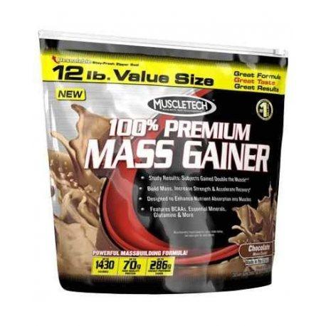 MUSCLETECH MASS GAINER 5.4 Kg.