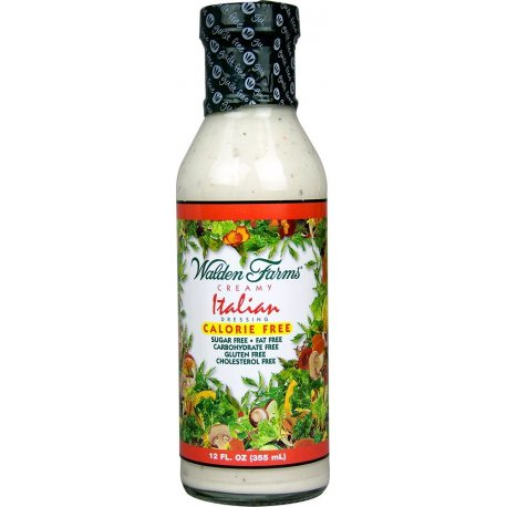 WALDEN FARMS SALAD CREAMY ITALIAN 355ML.