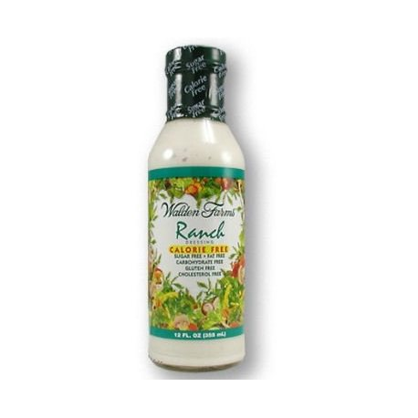 WALDEN FARMS SALAD BUTTERMILK RACH 355ML.
