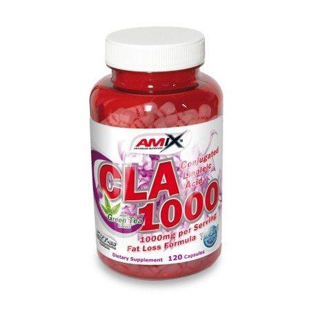AMIX CLA CON TE VERDE 120 CAPS