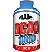 VIT.O.BEST BCAA 1000 300 CAPS