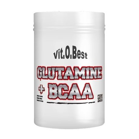 VIT.O.BEST GLUTAMINA + BCAA 1000G