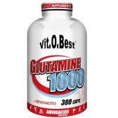 VIT.O.BEST GLUTAMINA 1000 (300 CAPS)