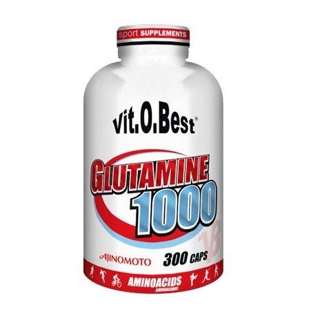 VIT.O.BEST GLUTAMINA 1000 (300 CAPS)