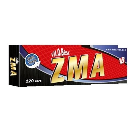 VIT.O.BEST ZMA 120 CAPS