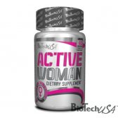 BIOTECH USA ACTIVE WOMAN 60 TABS.