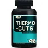 OPTIMUM NUTRITION THERMO-CUTS 100 Caps.