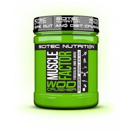 SCITEC NUTRITION MUSCLE FACTOR 150 Caps.