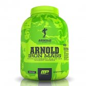 MUSCLE PHARM IRON MASS ARNOLD SCHWARZENEGGER SERIES 5 Lb.
