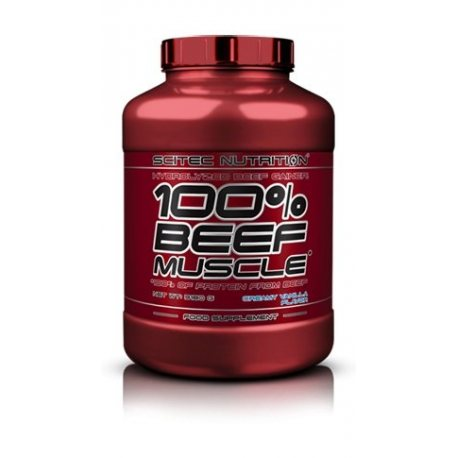 SCITEC NUTRITION BEEF MUSCLE 3180 G.
