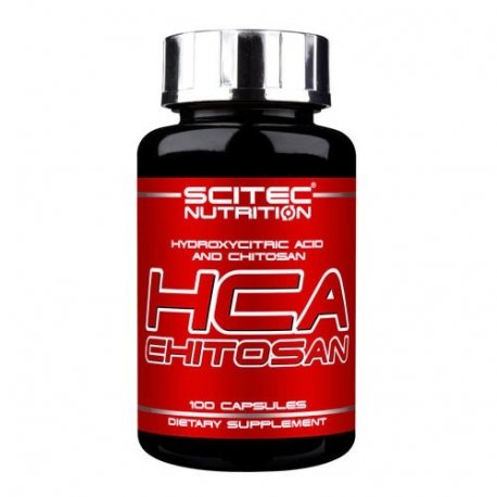 SCITEC NUTRITION HCA CHITOSAN 100 CAPS.