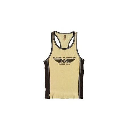 SCITEC CAMISETA MUSCLE ARMY TANK TOP