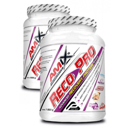 AMIX PERFORMANCE RECO-PRO ADVANCED RECOVERY PROTEIN SHAKE 1 KG