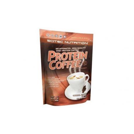 SCITEC NUTRITION PROTEIN COFFE 600 G SIN AZÚCAR