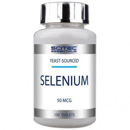 SCITEC NUTRITION SELENIUM 100 TABS