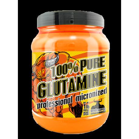 MINOTAURO 100% PURE GLUTAMINE 1/2 LB POLVO